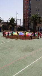 Esta semana el Servicio Insular de Promoción del Bienestar Infantil participó con sus talleres