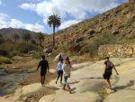 Actividad de Senderismo en Fuerteventura