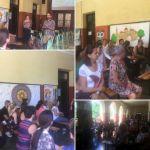 La semana pasada tuvimos el primer de los Encuentros en Familias en el @ceip Isabel la Catolica.