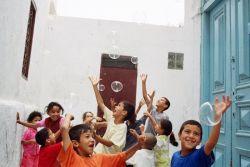 Fotografías ganadoras del III Concurso de fotografía  Los derechos de la infancia  gracias a todxs