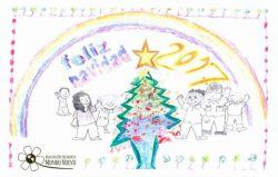 Desde la Asociación Solidaria Mundo Nuevo les deseamos a todos y todas unas felices fiestas,