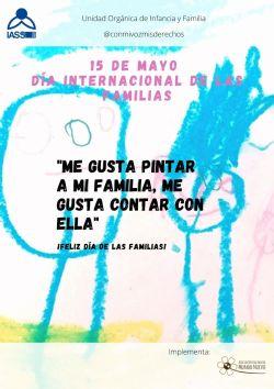 Campaña con motivo del 15 de Mayo Día Internacional de las Familias