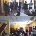 Visitas Institucionales al Centro para la Atención y Acogida de Menores Extranjeros no Acompañados